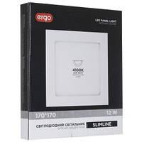 LED-светильник ERGO STD SL 12W 220V 4100K Нейтральный белый