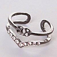 Кольцо на фалангу скоба