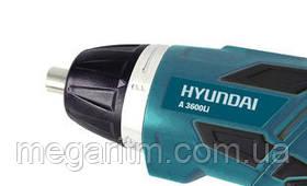 Отвертка аккумуляторная Hyundai A 3600Li, фото 3