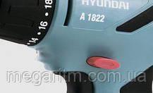 Шуруповерт аккумуляторный Hyundai A 1822, фото 2