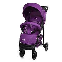Коляска прогулочная BABYCARE Swift BC-11201 Purple в льне