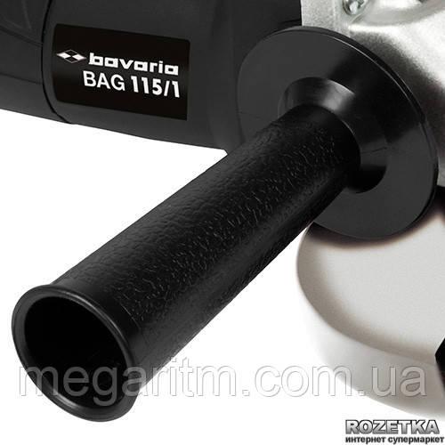 EINHELL Угловая шлифмашина BAG 115/1 d-115мм 500Вт, 11000об/мин