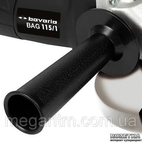 EINHELL Угловая шлифмашина BAG 115/1 d-115мм 500Вт, 11000об/мин, фото 2
