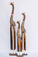 """Сім'я жирафів писаних """"Малах"""" (150, 120 і 100 см)"""