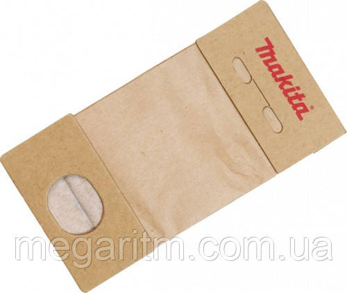 Мешки для пыли бумажные Makita