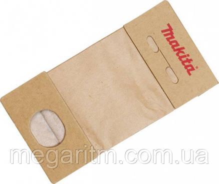 Мешки для пыли бумажные Makita, фото 2