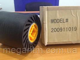 Щетка резиновая TITAN для шлифовки и чистки поверхности