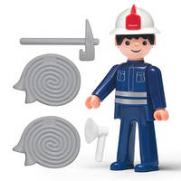 Пожарник и аксессуары EFKO IGRACEK