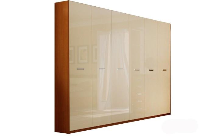 Шкаф Белла 6Д без зеркала Миро-Марк