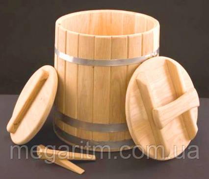 Кадка дубовая для солений 100 литров, фото 2