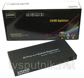 HDMI Splitter 1x8 SP14008M