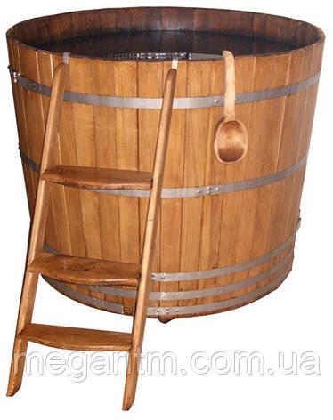 Купель круглая 2800 литров, фото 2