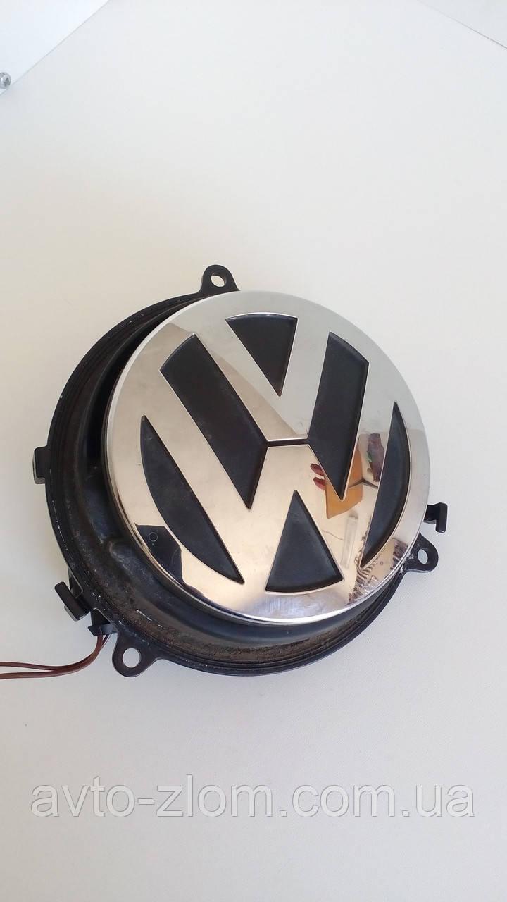 Ручка крышки багажника Volkswagen Passat B6, Пассат Б6. 1K0827469E, 1K0827469F, 3C5827469B.