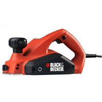 Электрорубанок Black&Decker KW712 650 Вт