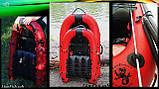 Буй Плот LionFish.sub Мини Лодка (90см) для подводной охоты, фото 3