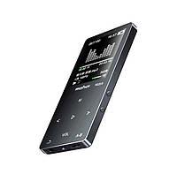 "Плеер MAHDI M320 HIFI Lossless MP3,WMA,WAV,FLAC,APE,OGG,ACC 8ГБ Bluetooth металл 1.8"" MicroSD ЧЕРНЫЙ SKU000973, фото 1"