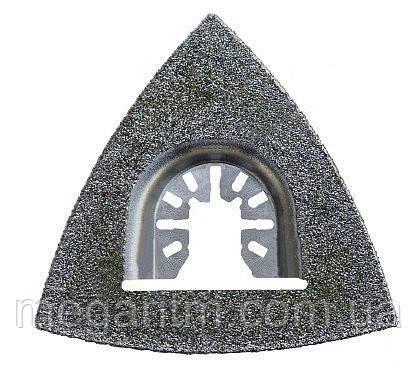 Полотно для реноватора KROHN M0010024 (дельта рашпиль 80х80х80 мм LongLife), фото 2