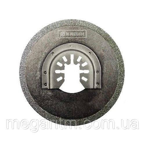 Полотно для реноватора KROHN M0010040 (радиальная насадка 80 мм LongLife)