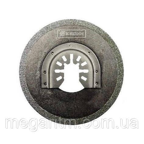 Полотно для реноватора KROHN M0010040 (радиальная насадка 80 мм LongLife), фото 2