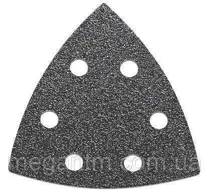 Шлифовальный лист KROHN MT0106S93 на дельта насадку 93х93х93 мм (комплект 6 шт.)