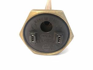 Тэн для чугунной батареи 2500W / Италия / Правая резьба, фото 2