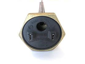 Тэн для чугунной батареи 1200W / Италия / Левая резьба, фото 2