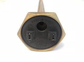 Тэн для чугунной батареи 3000W / Италия / Левая резьба, фото 2