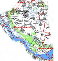 Геодезичні роботи та послуги в Бориспільському районі