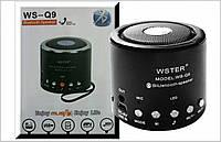 Беспроводная MP3 Bluetooth Колонка Спикер WS Q 9, фото 1