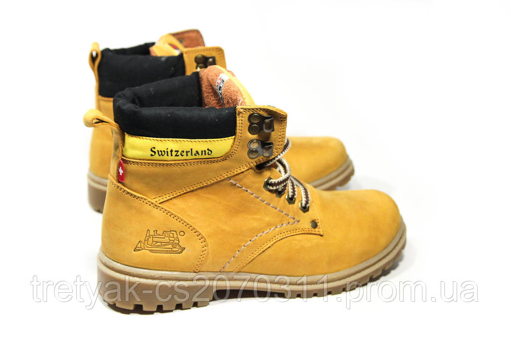 Ботинки женские Switzerlend 13029