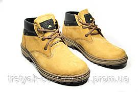 Ботинки мужские CAT 13041 (реплика)