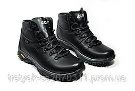 Ботинки мужские ECCO 13040 (реплика)