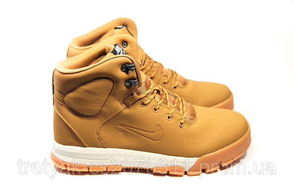 Ботинки мужские Nike Air Lunarridge1-137 (реплика)