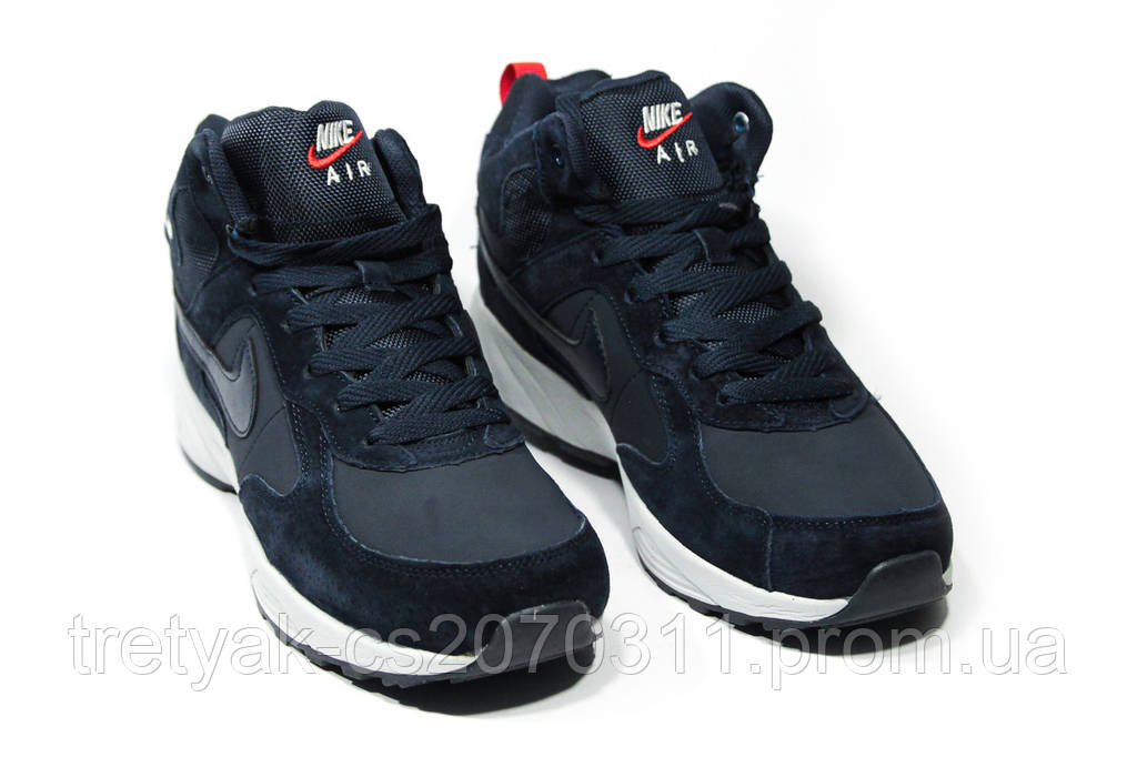 Ботинки мужские Nike Air 1-098 (реплика)