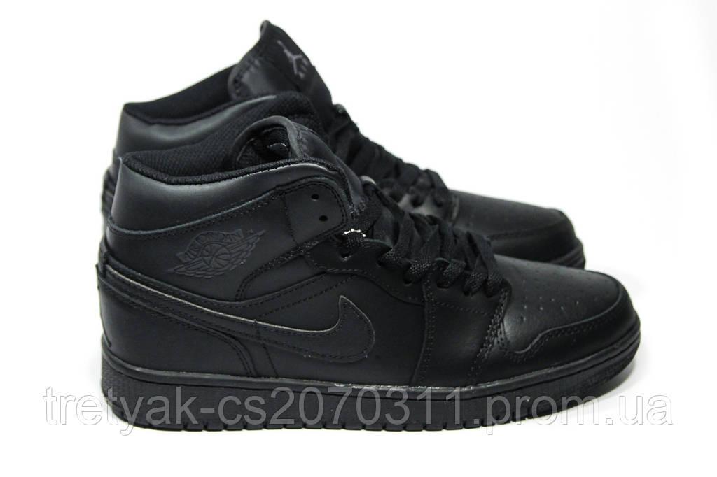 Кроссовки мужские Nike Air Jordan 1-067 (реплика)