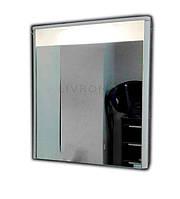 Зеркальный шкафчик в ванную с подсветкой 60 см Fancy Marble Santorini Белый