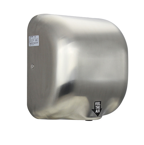 Электросушилка для рук высокоскоростная (Сатин) Zinger 1450 Вт
