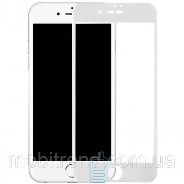 Защитное стекло Apple iPhone 7, iPhone 8 Full Glue 2.5D white тех.пакет
