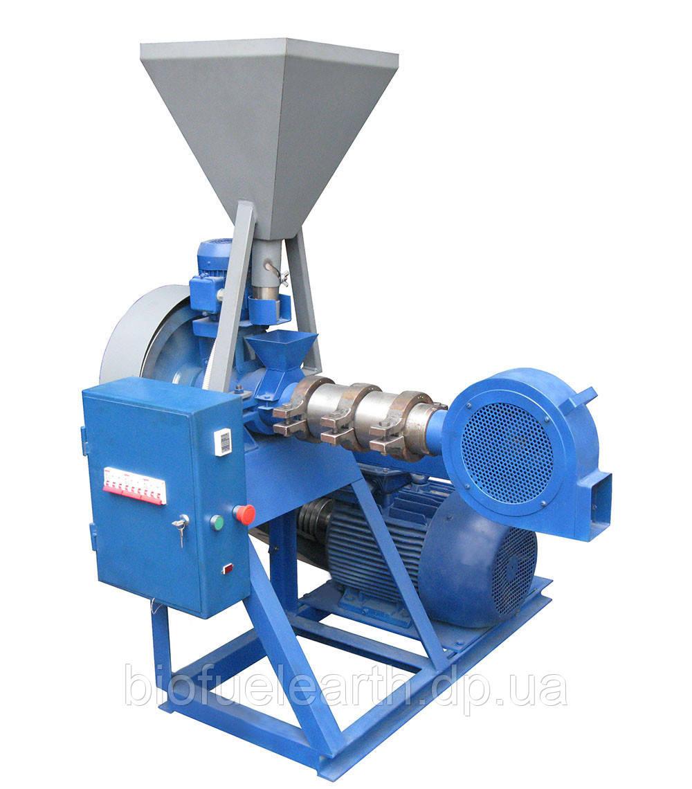 Экструдер зерновой ЭКЗ-150, Кормовой экструдер
