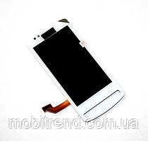 Дисплей Nokia 700 with touchscreen white orig