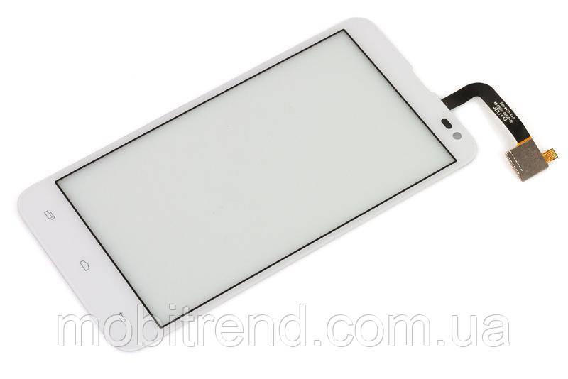 Сенсор FLY IQ4514 EVO Tech 4 white orig