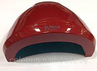 Лампа для ногтей UV/LED SUNone 48Вт RED