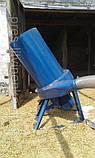 Соломорезка 300-500 кг/час,Траворезка,Измельчитель, фото 3
