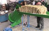 Соломорезка 300-500 кг/час,Траворезка,Измельчитель, фото 4