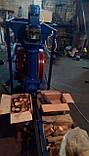 Пресс ударно механический для Брикетирования соломы, фото 3