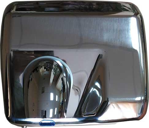 Электросушилка для рук Zinger (ZG-912) нержавеющая сталь
