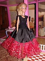 Наряд для куклы типа Барби, Фламенко