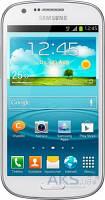 Дисплей (экран) для телефона Samsung Galaxy Express I8730 + Touchscreen Original White