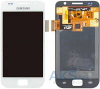 Дисплей (экраны) для телефона Samsung Galaxy S I9000, Galaxy S Plus I9001 + Touchscreen Original White