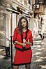 Женский классический комплект платье с пиджаком /  3 цвета арт 7161-580